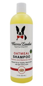 Image of Oatmeal Shampoo by Warren London in the category  on Uncommon Paws.