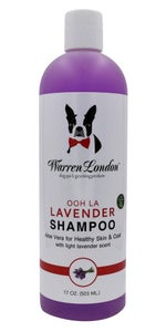 Image of Lavender Shampoo in the category  on Uncommon Paws.