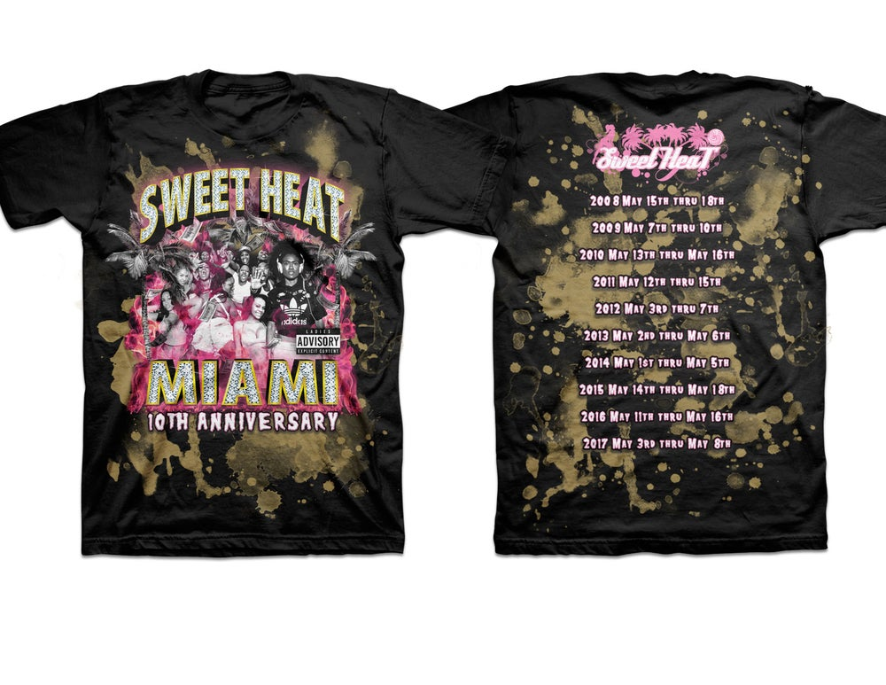 Image of Bleached SweetHeat Shirt