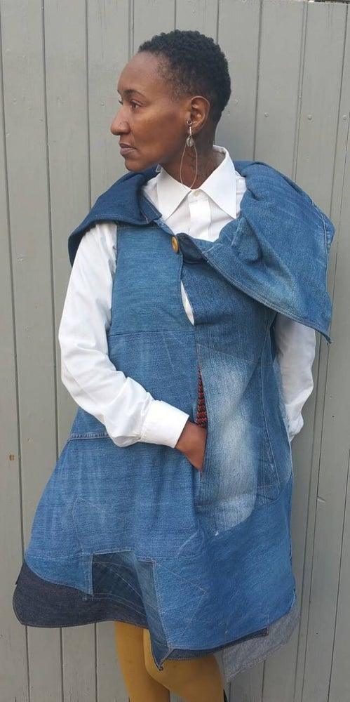 Image of Denim-Mania Dress