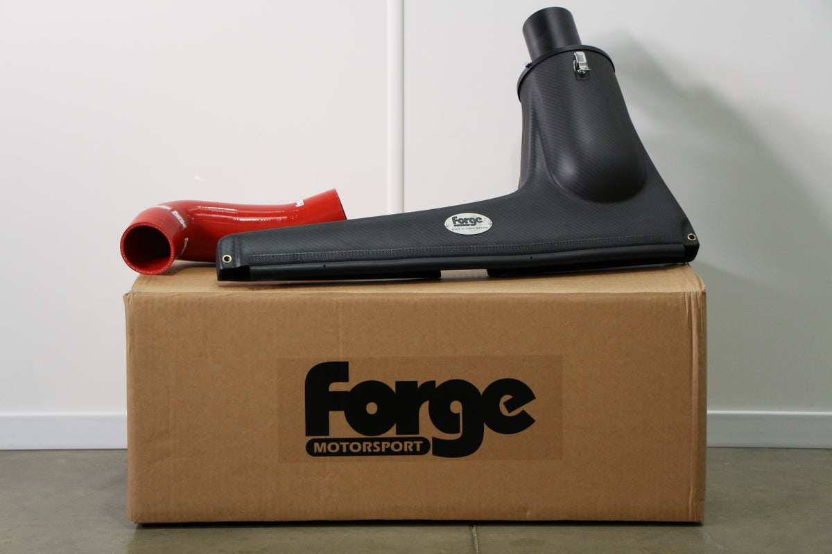Image of Forge Motorsport Carbon Induction Kit for VAG Cars