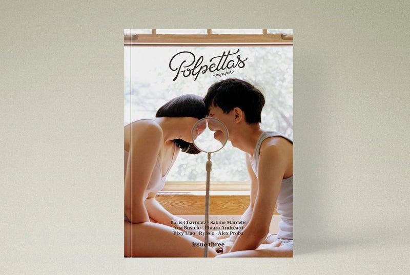 Image of Magazine Polpettas On Paper #THREE