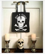 Image of Rock N Horror Tote Bag