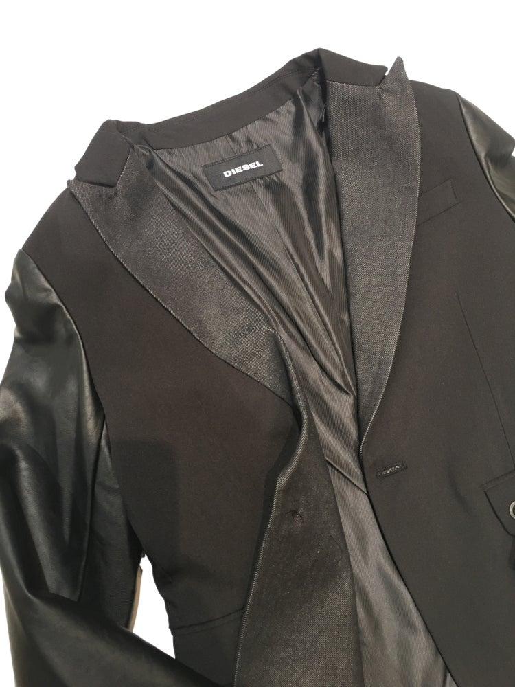 Image of Diesel Insert Jacket
