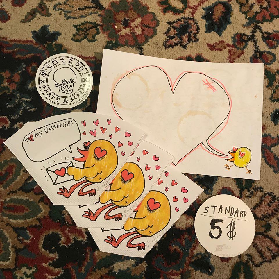 Image of Valentines Ken Card - Standard