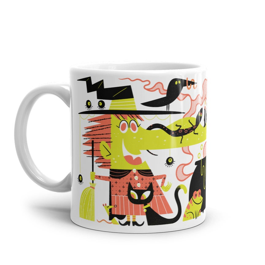 Image of Witch Mug