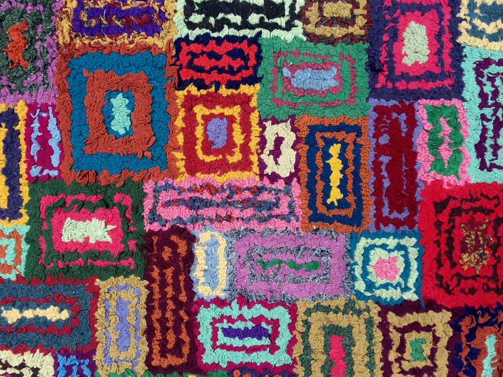 Image of Rag Rug making with Vita Cochran 1st,8th,15th march 6-9pm