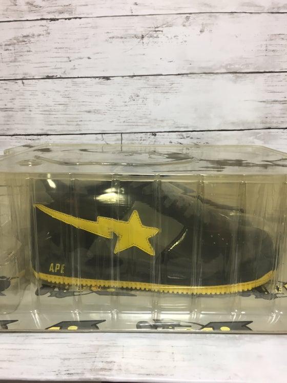 Image of BAPE x DC Comics Batman Bape-Sta Sneakers
