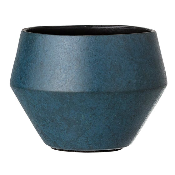 Image of Blue tea light holder