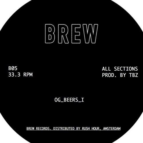 "Image of TBZ - OG_BEERS - 12"" (BREW)"