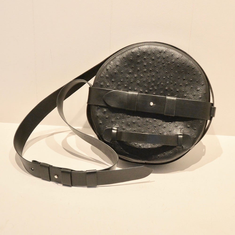Image of Chastity Clutch Black