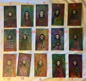 Image of Skull Dolly Collages 2