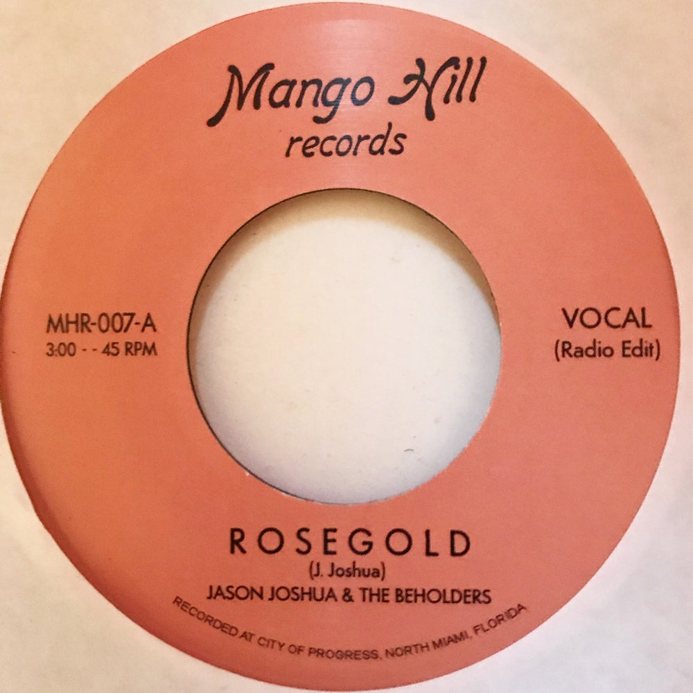 Image result for Jason Joshua & The Beholders - Rose Gold (Mango Hill) $7.99