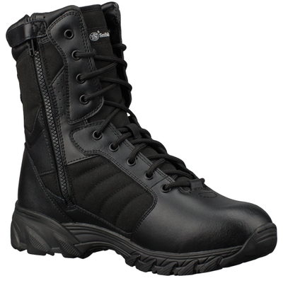 "Image of Smith & Wesson Breach 2.0 8"" Side Zip Boots"