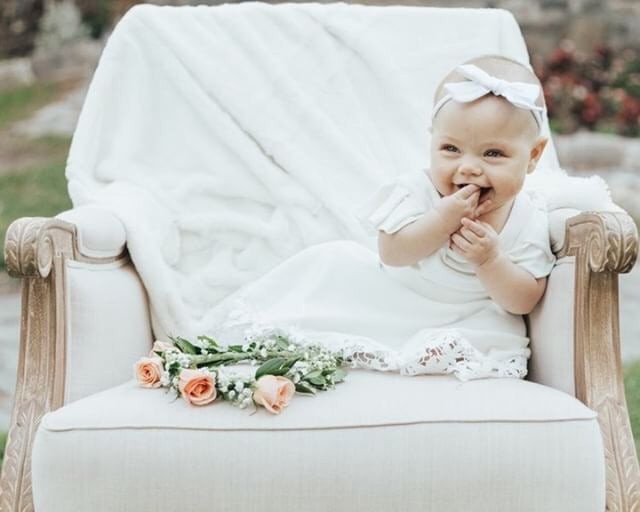 Image of Infant Special Day Dress