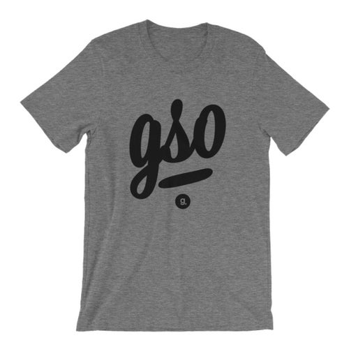 Image of GSO Script Tee
