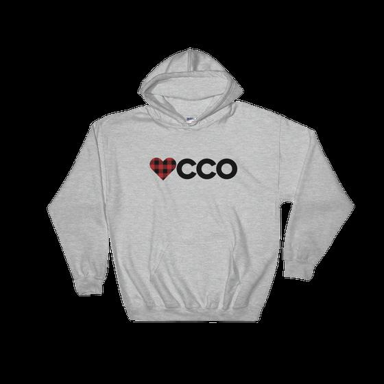 Image of WCCO Hooded Sweatshirt