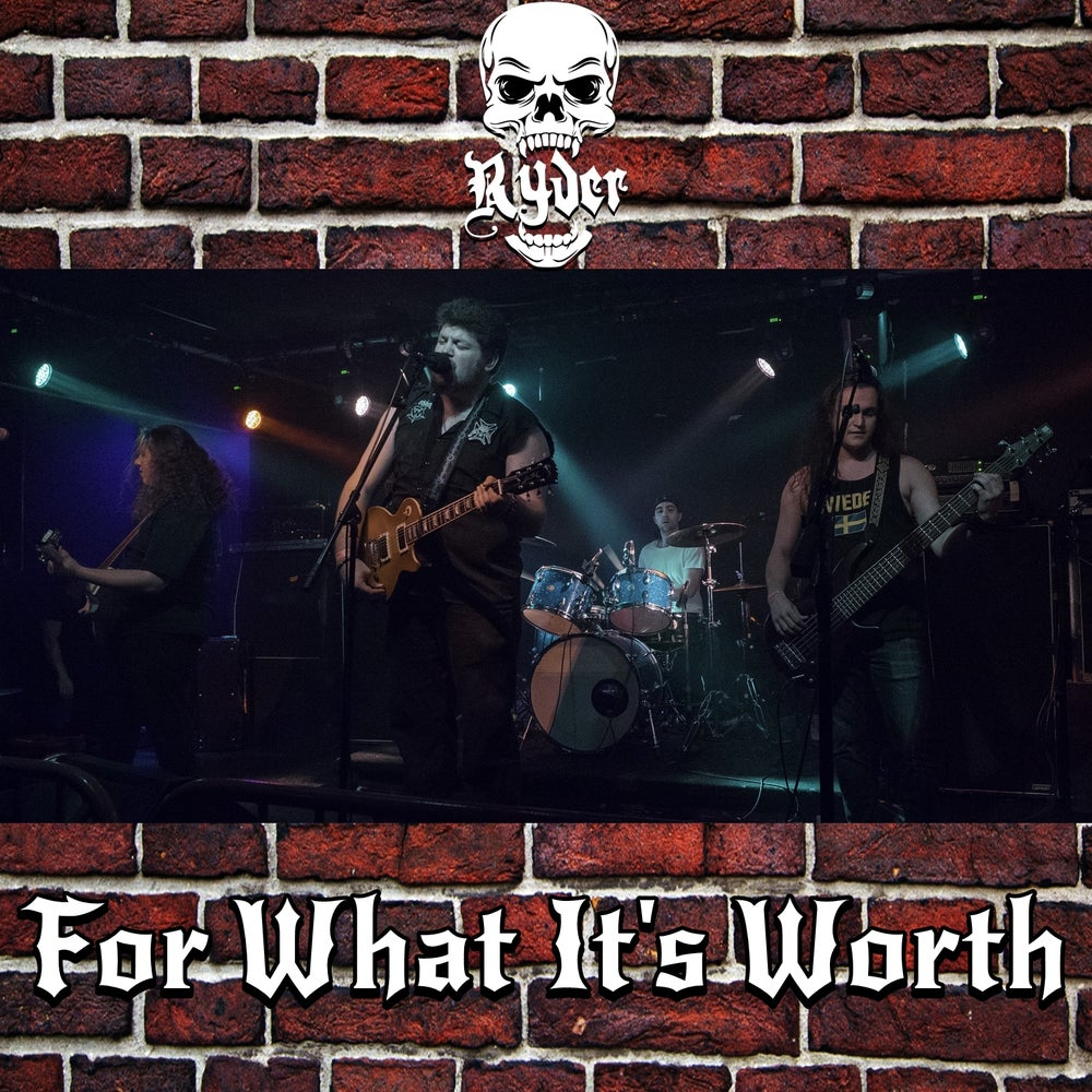 Image of For What It's Worth EP Digital Download Pre-Order