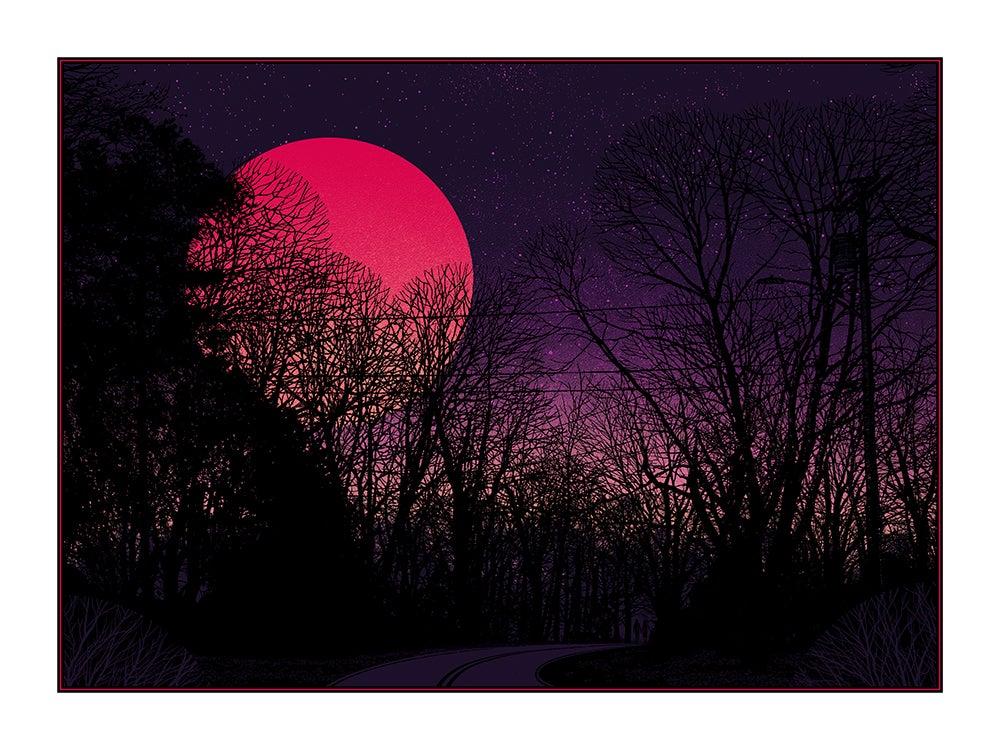 Image of Super Blue Blood Moon