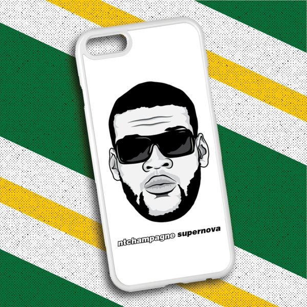 Image of ntchampagne supernova phone case