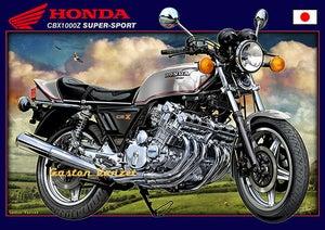 Image of Honda CBX1000 Super Sport