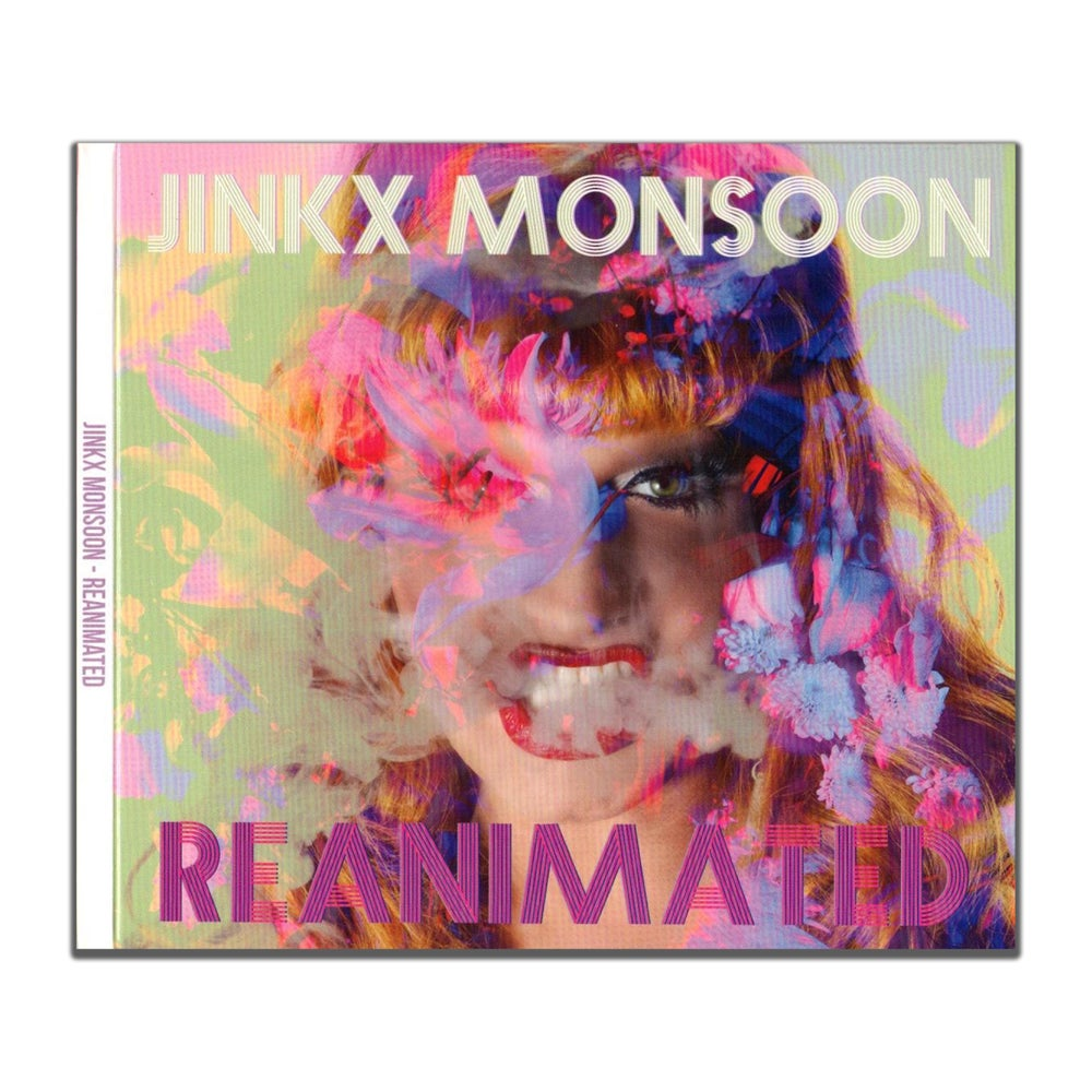 "Image of SALE - Jinkx ""REANIMATED"" CD"