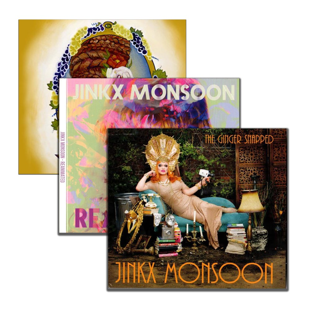 Image of SALE - All 3 Studio Albums Combo Pack