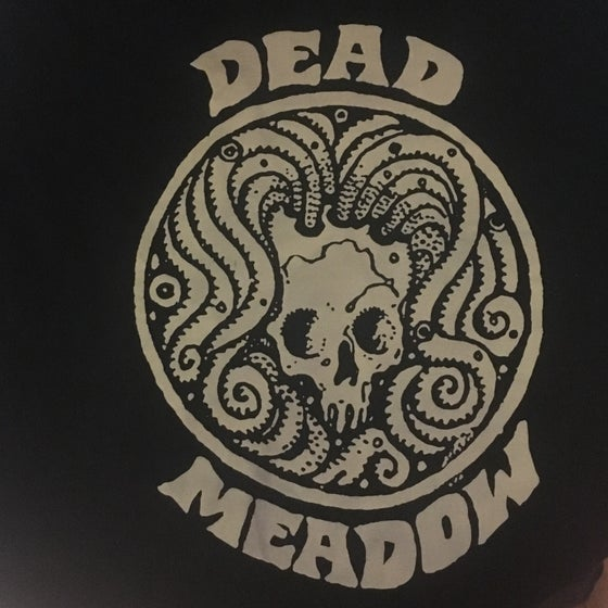 Image of Dead Meadow Tentacle Skull Tee Shirt