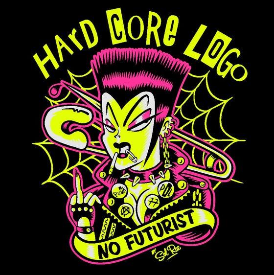 Image of No Futurist - Ladies & Guys T-Shirt