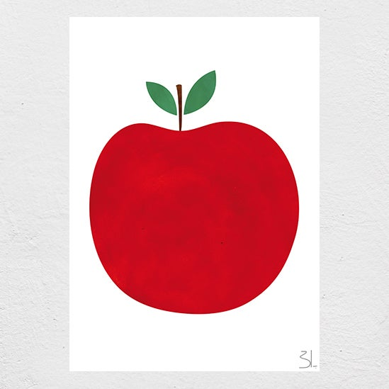 Image of Pomme Print