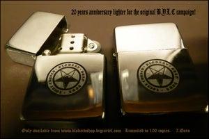 Image of B.Y.L.C 20 years anniversary lighter