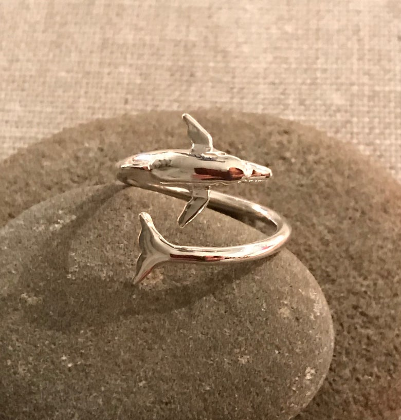 Image of Dolphin Ring