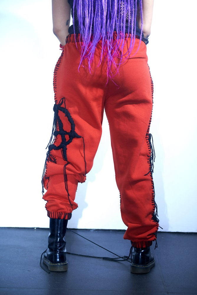 Image of CHAOS SWEATPANTS