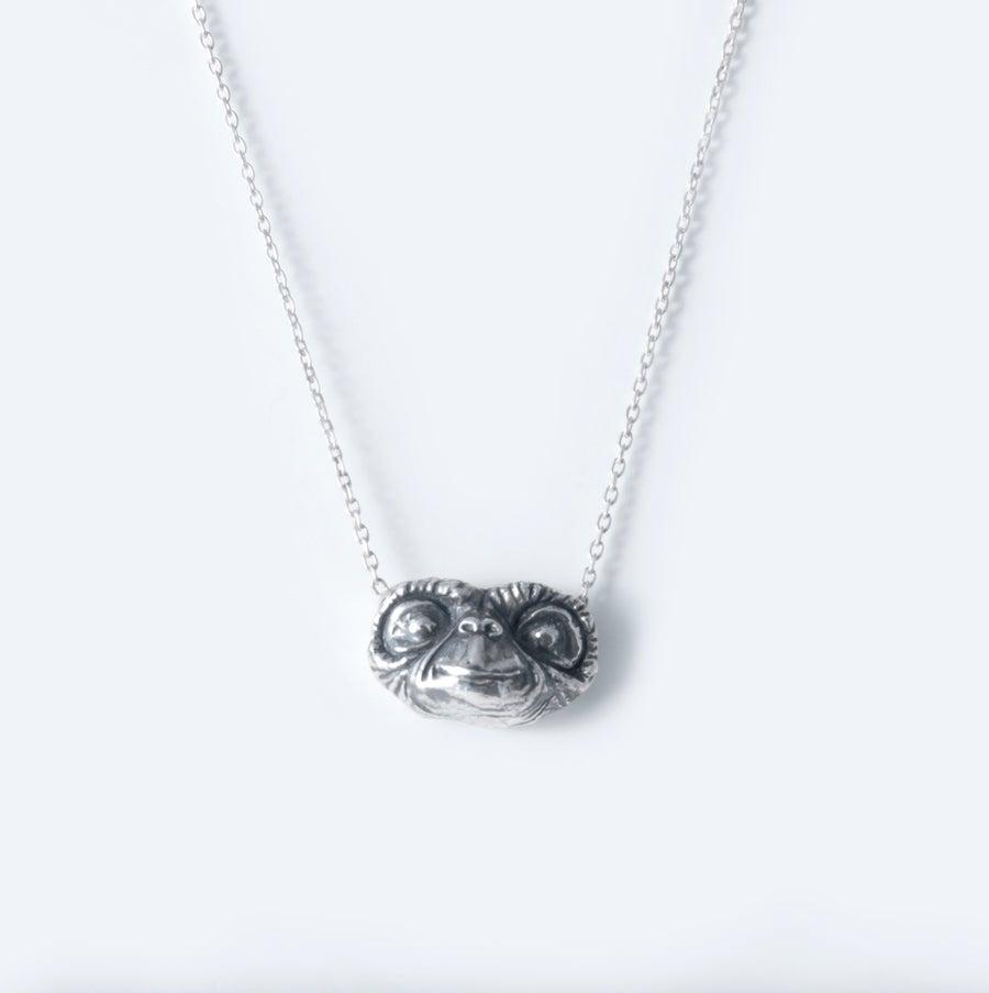 Image of Necklace / Colgante EXTRATERRESTRE XS