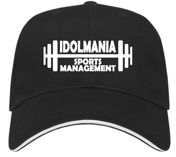 Image of OFFICIAL IDOLMANIA SPORTS MANAGEMENT CAP!