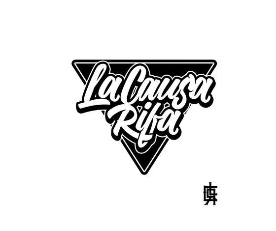 Image of La Causa Rifa Placa