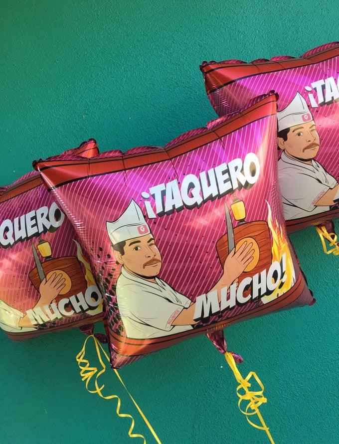 Image of Taquero Mucho
