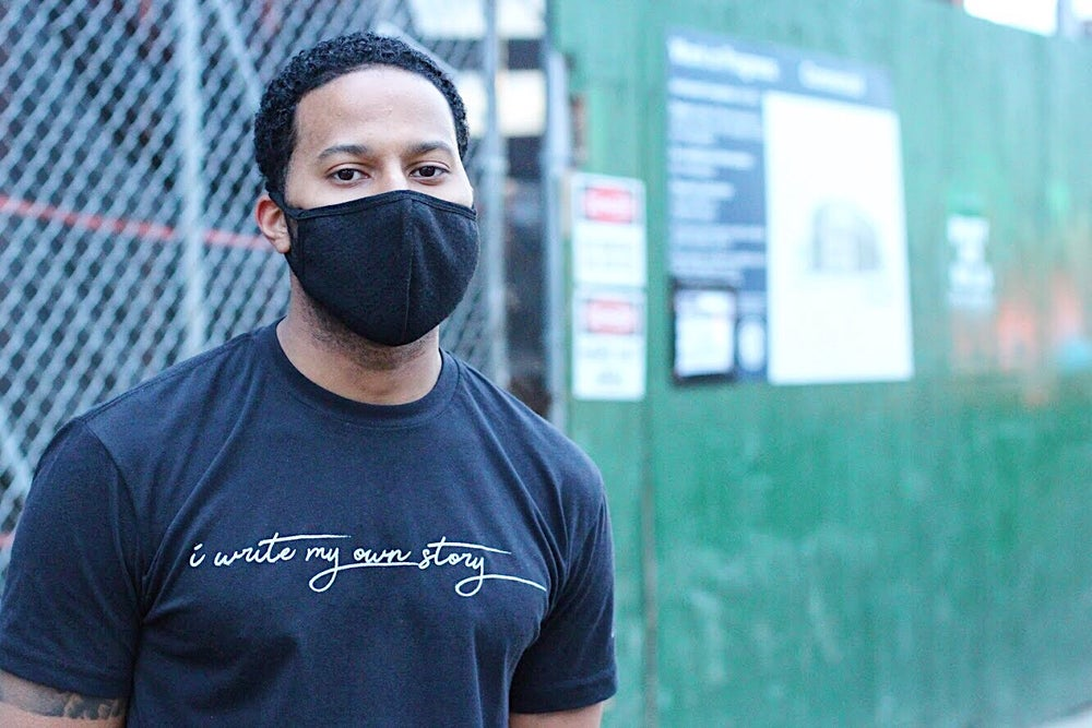 Image of #WriteMyOwnStory Classic Tee (Black)
