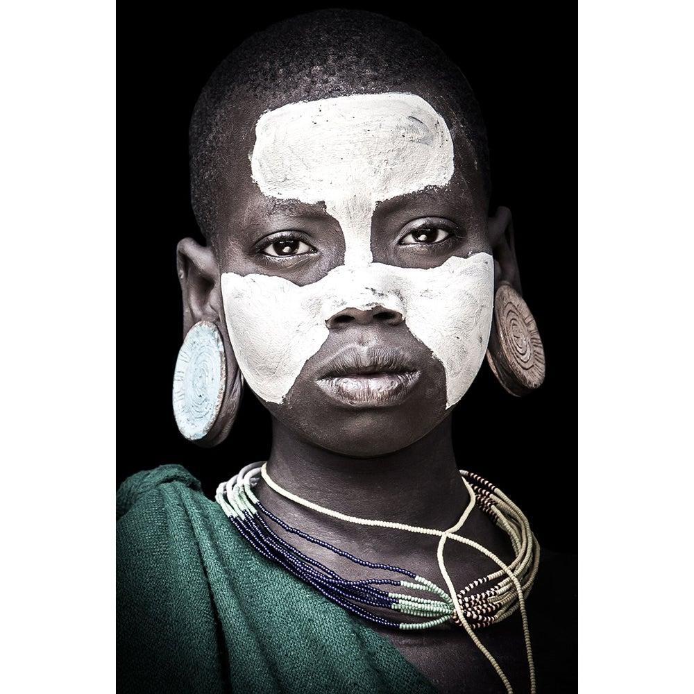 Image of CANVAS - FREYA - Young Suri girl