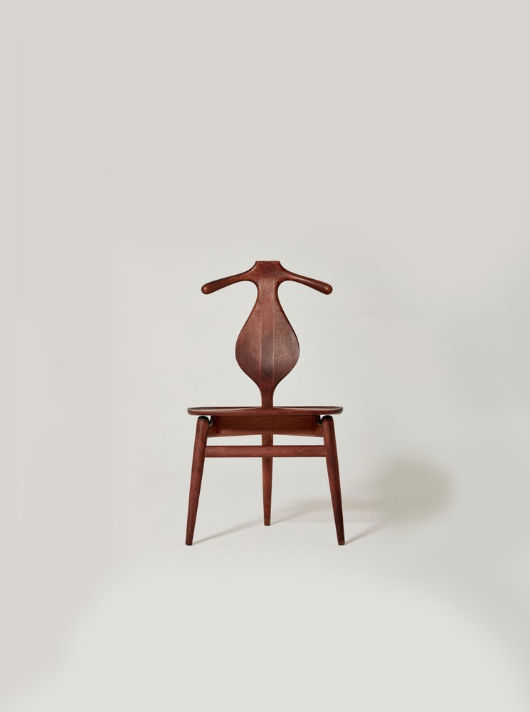 Image of Hans Wegner Valet Chair