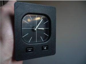 Image of E30 euro clocks