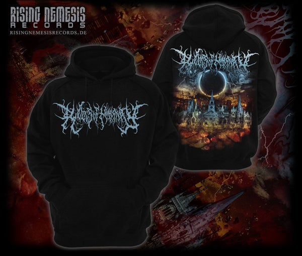 Image of RELICS OF HUMANITY - Bring Me The Sacred Ashed Hoodie [pre-order]