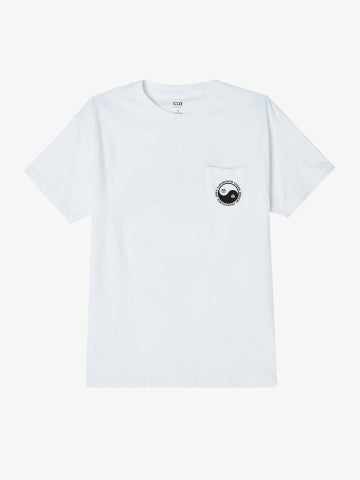 Image of OBEY - SUBVERSION TEE (WHITE)