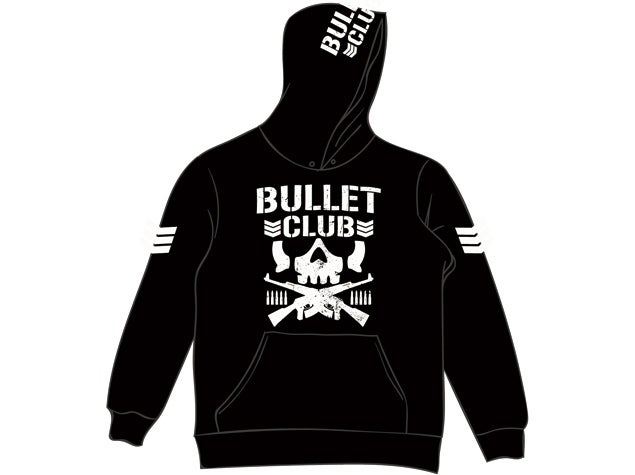 Image of Bullet Club Pull-Over Hoodie