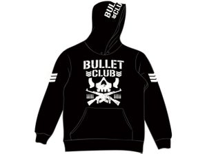 Image of Bullet Club Pull-Over Hoodie