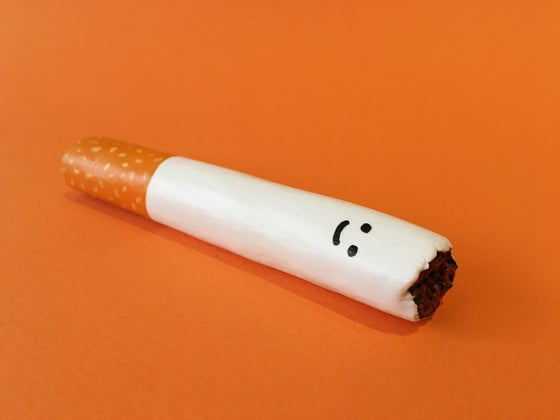 Image of STRAIGHT CIGGY (LARGE)