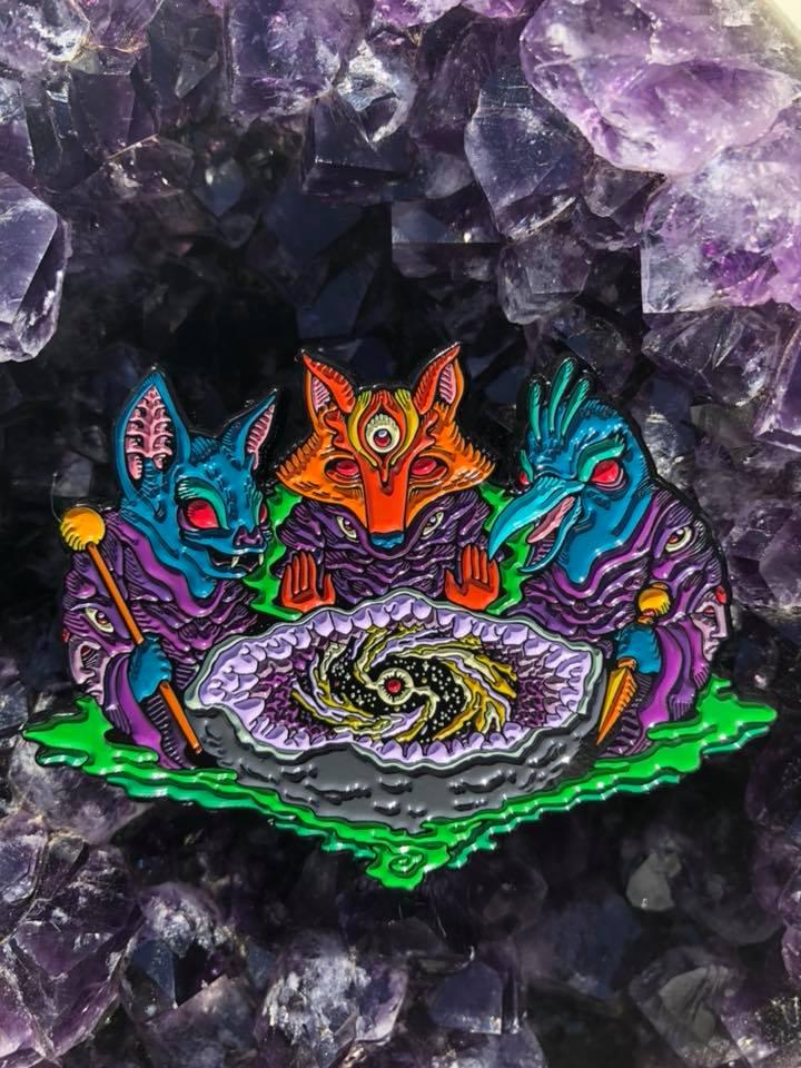 Image of Ben Ebene x Ritual of Creation