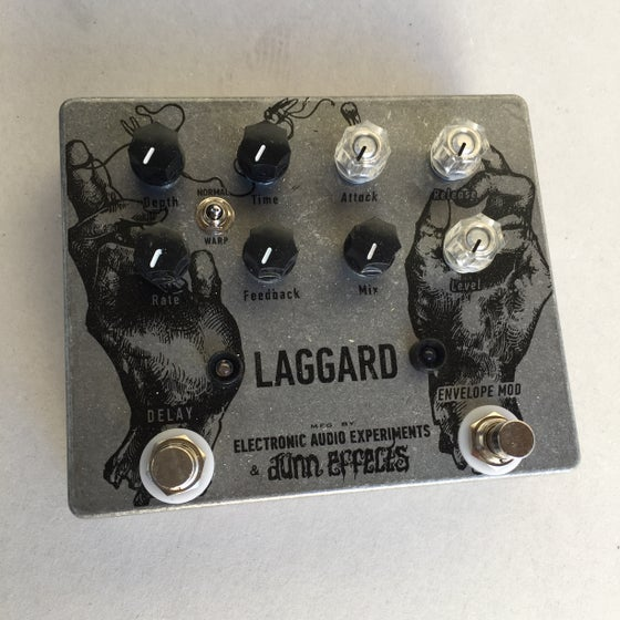 Image of Laggard Envelope Modifier + Delay