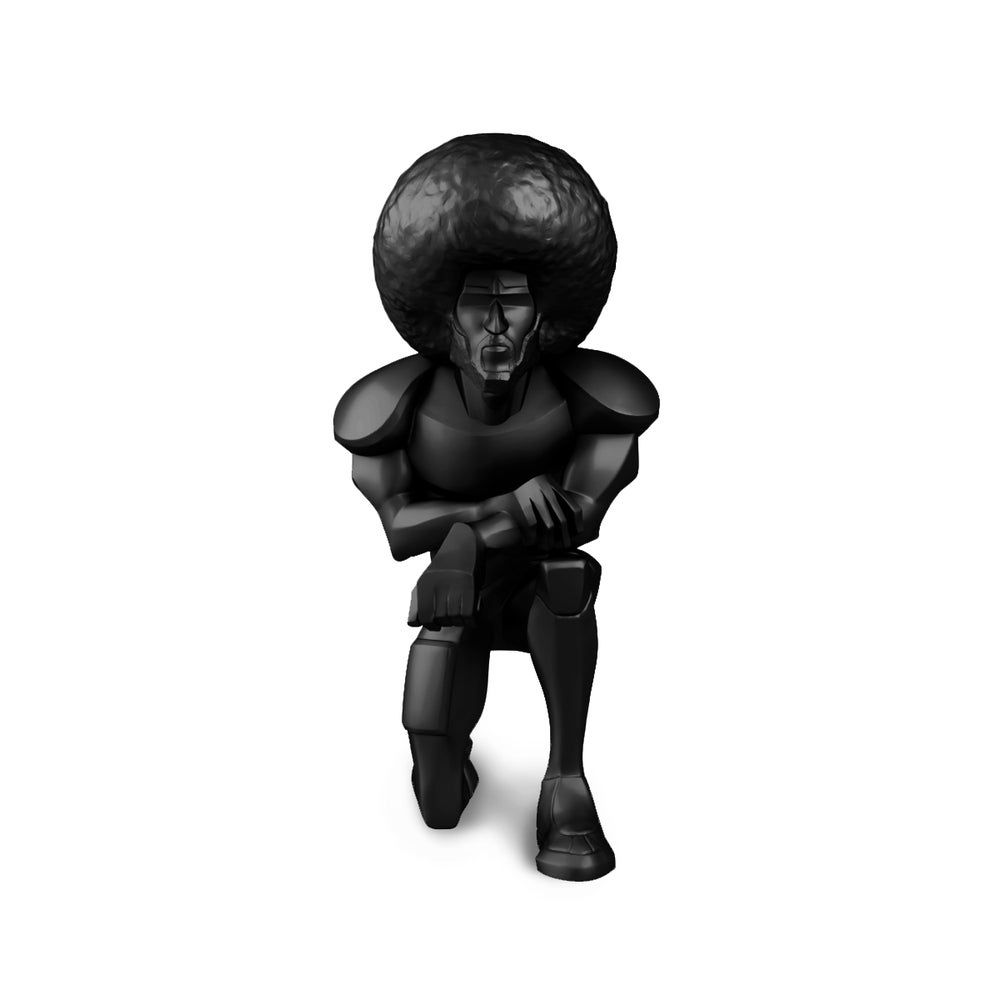Image of The Messenger by Munky King: Black Edition