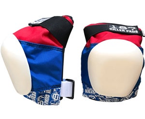 Image of PRO KNEE PAD  RED WHITE BLUE Sold Out!
